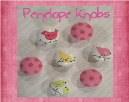 Penelope Bird Nail Covers